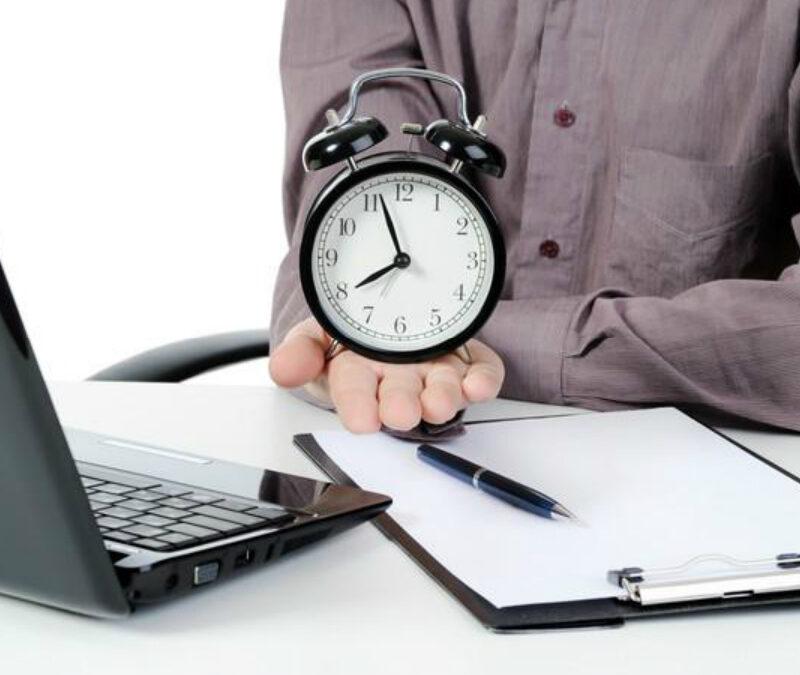 !! контроль рабочего времени